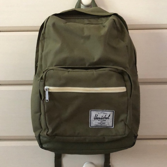 da1831c8372d Herschel Supply Company Handbags - Herschel Pop Quiz Backpack Olive Green